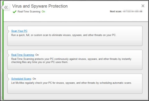 HP PCs - Using McAfee LiveSafe Internet Security to Protect