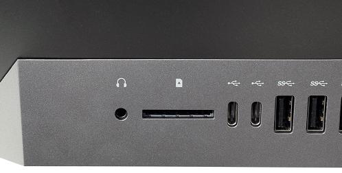 Rado TS 24 memory card reader