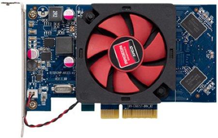 Radeon R5 330 显卡的视图