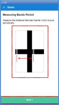 Check printed image