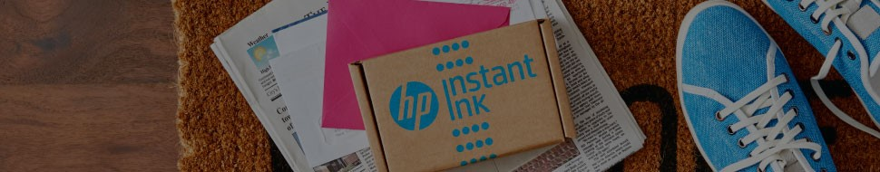 Try HP Instant Ink risk-free for 3 months, cancel any time.